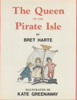 Cuento para niños The Queen of the Pirate Isle